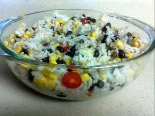 fiesta lime rice | Healthy Food | Pinterest