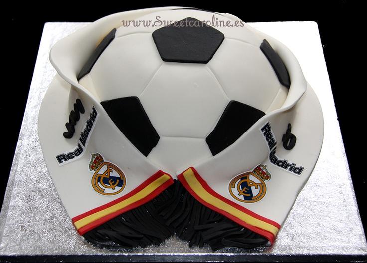 - Real Madrid cake torte Pinterest