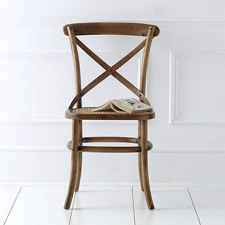 French Bistro Chair Wood