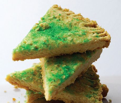 Irish shortbread... I'm going to try this with almond flour in place ...