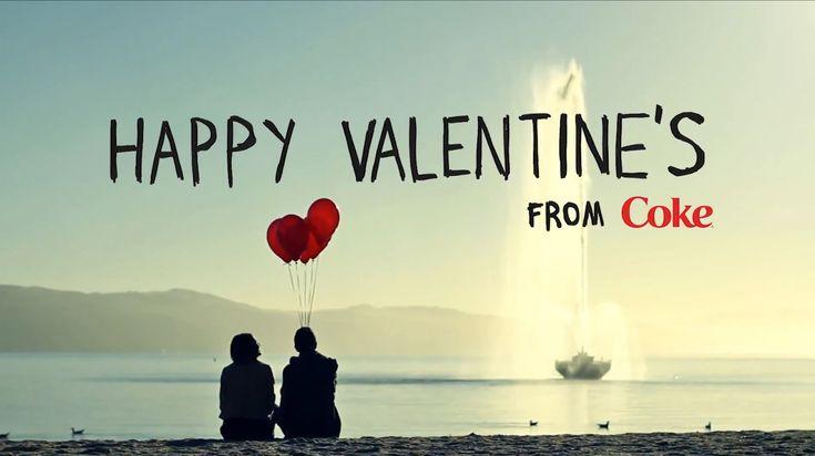 coca cola valentine's day balloons