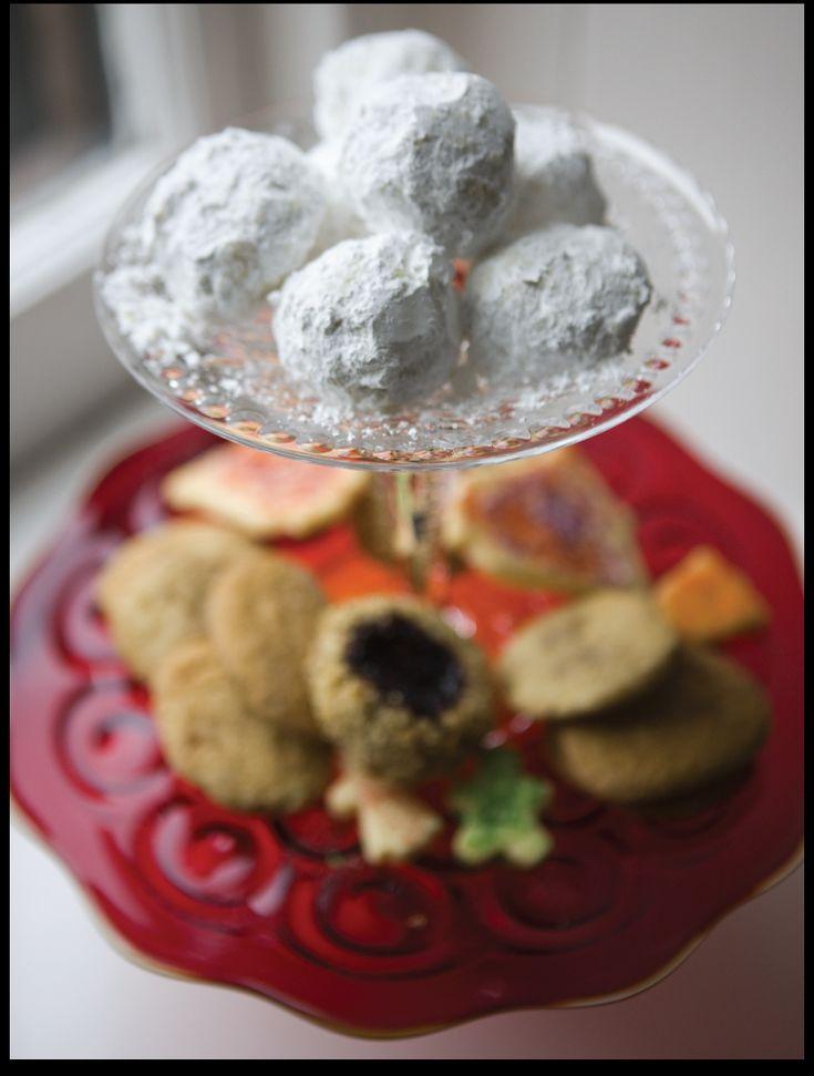 Russian Tea Cakes | Russian Foods ! | Pinterest
