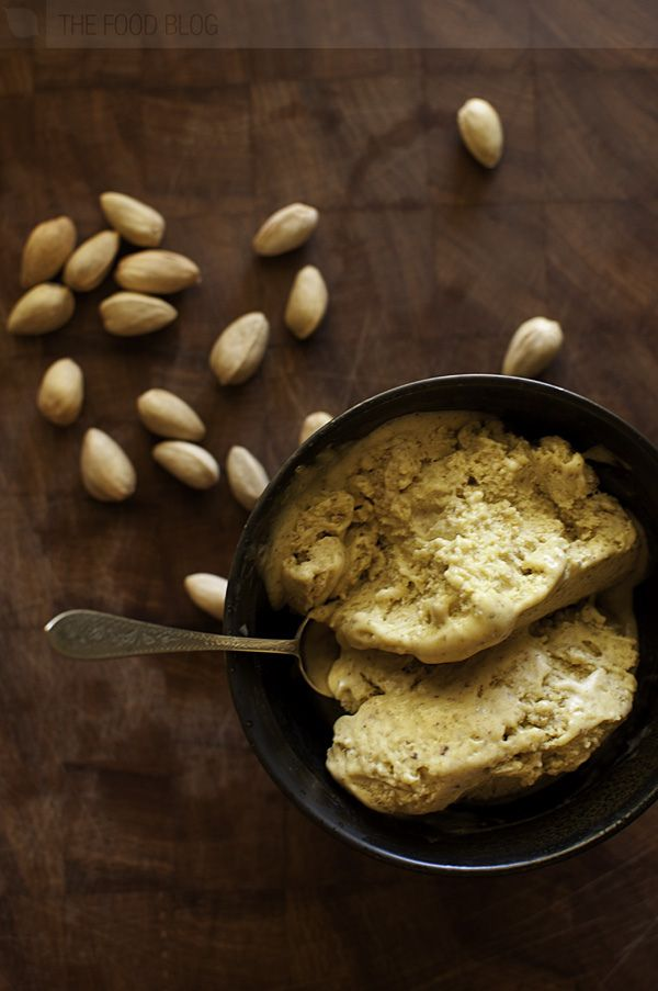 Roasted Pistachio Ice Cream | cooking | Pinterest