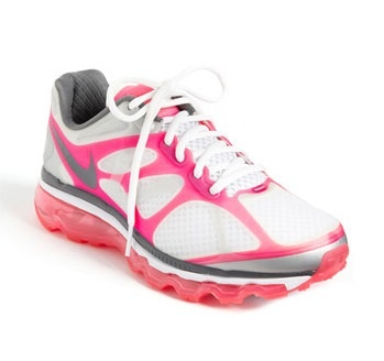 Nike 'Air Max 2012' Running Shoe (Women)