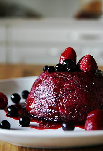 Summer Pudding - oh my goodness can you say amazing?!