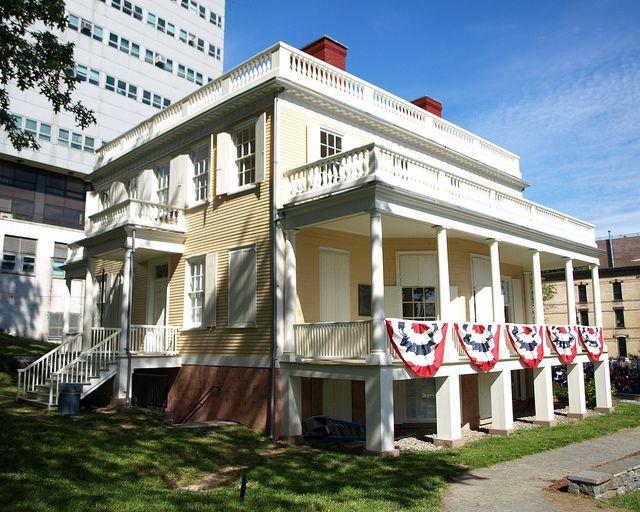 alexander hamilton house nyc