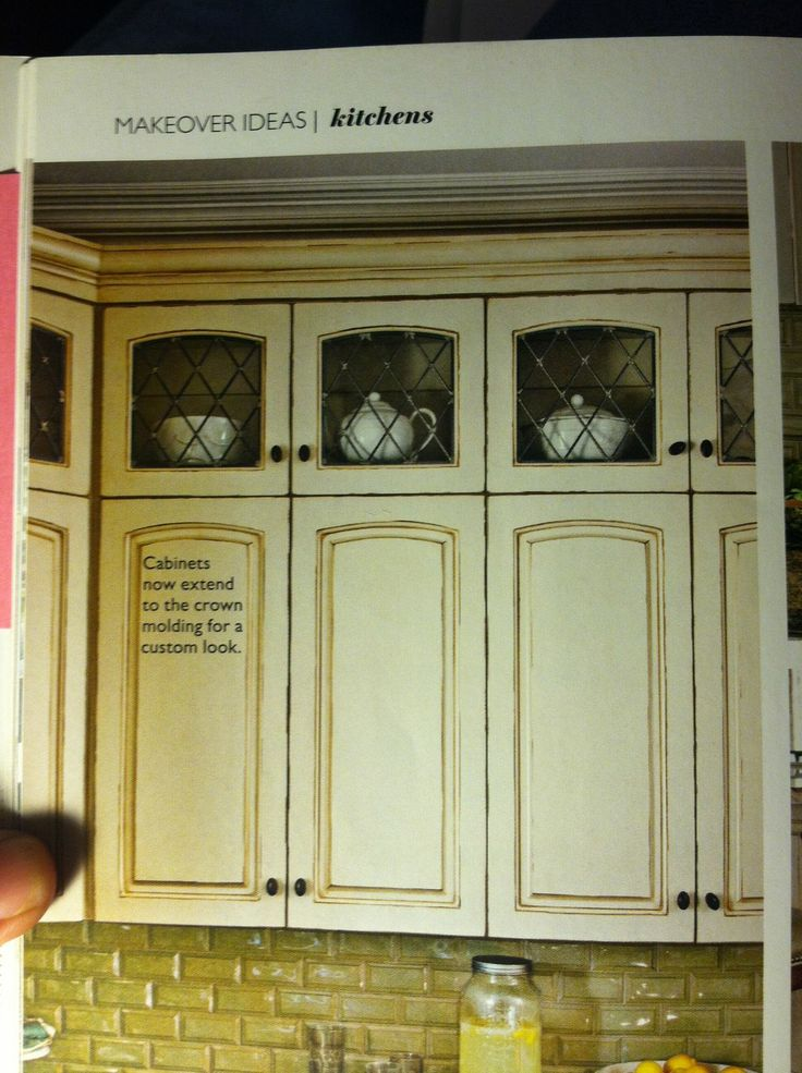 Kitchen Cabinet Extension For The Home Pinterest
