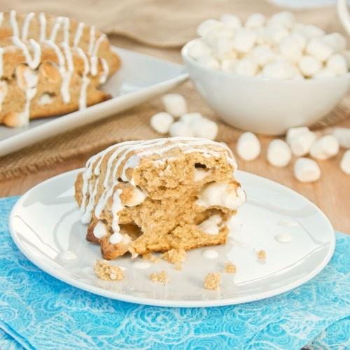 Sweet Potato Scones | Recipe