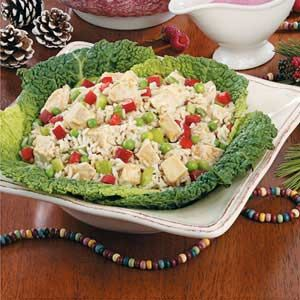 Chicken and Rice Salad | Recipe