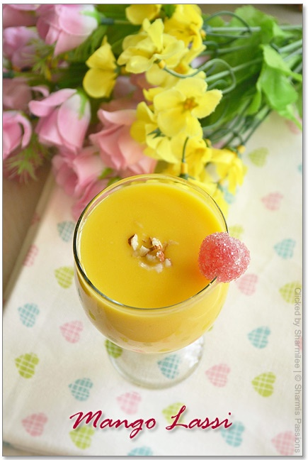 Mango Lassi - Easy Mango Recipes | Cuisines, Treats and Food-Ingredie ...