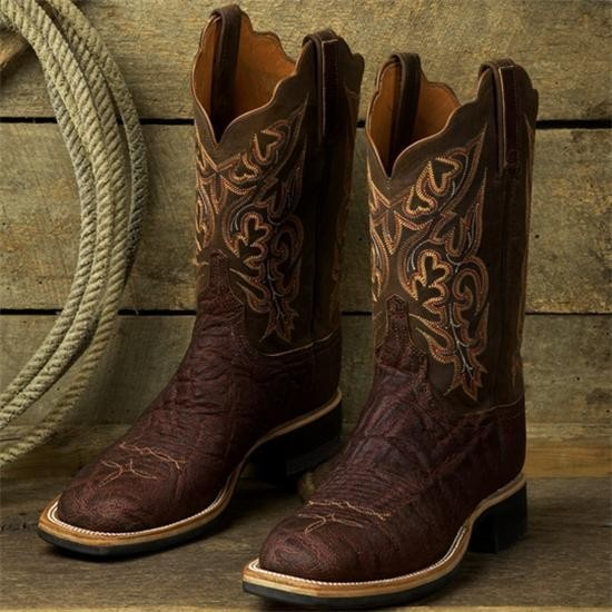 lucchese chestnut elephant boot styles