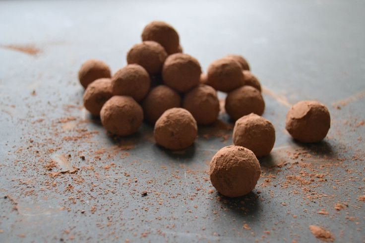Chocolate & date love truffles - so many variations makes this recipe ...