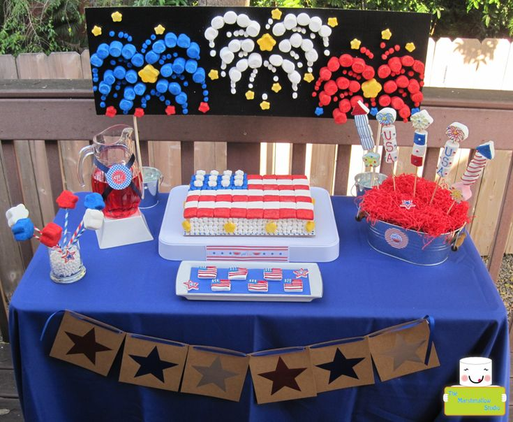 fourth of july 1st birthday