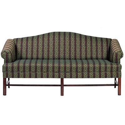 ... Chippendale Camelback Sofa | Reupholster my Sofa ideas | Pinter