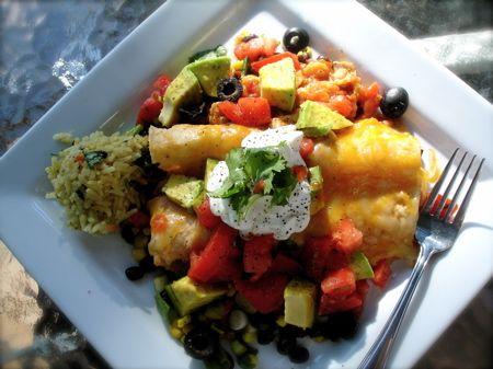 Chicken Enchiladas | Foodie File | Pinterest