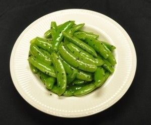 Sesame Sugar Snaps | Foodies | Pinterest