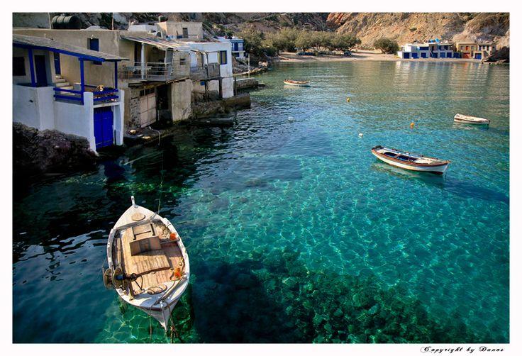 Firopotamos - Milos, Kyklades