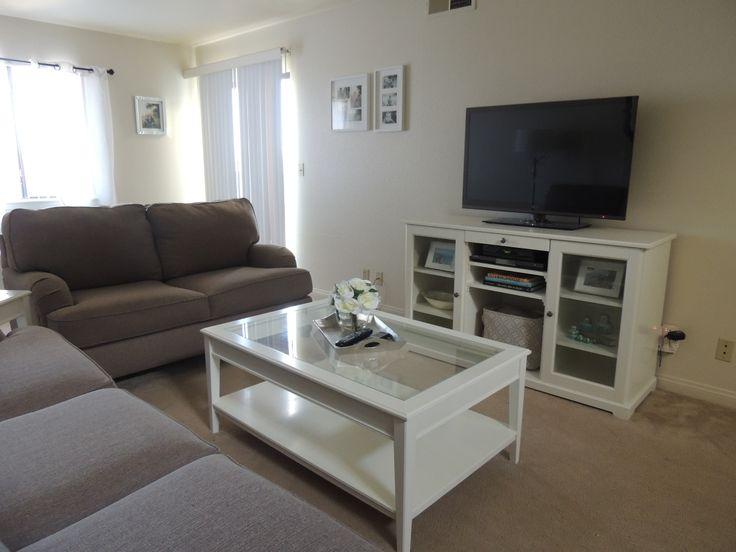 White And Grey Living Room Flat Revamp Pinterest