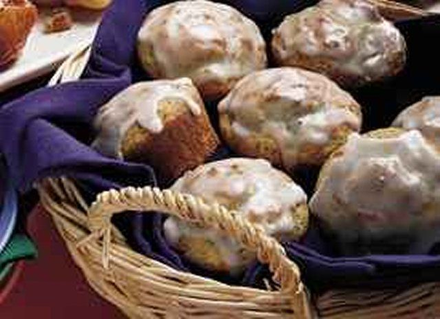 Lemon Yogurt-Poppy Seed Muffins | sweet tooth. | Pinterest