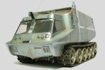 Shado mobile which was designed by mike trim