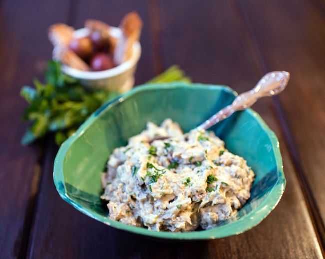 Baba Ganoush - When in doubt on what to do with eggplant, roast it ...