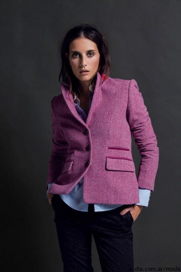 Abrigos de moda Invierno 2013: Sacos