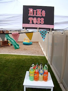Carnival Party Game Ideas