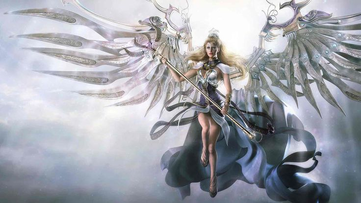 female angel warrior pictures - photo #24