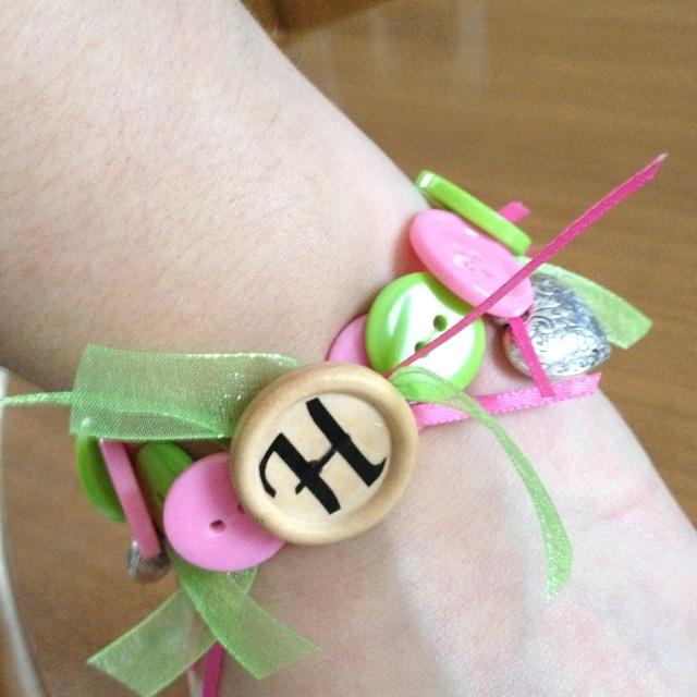Wedding Craft Ideas Pinterest : Wedding bracelet :) Craft Ideas Pinterest