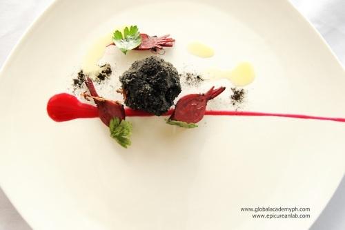 Chocolate And Black Pepper Goat Cheese Truffles Recipe — Dishmaps