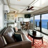 Take a peek inside our Villa Leone one bedroom #oceanview villa in #LagunaBeach