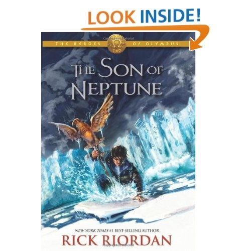 The Son of Neptune (Heroes of Olympus,Book 2)