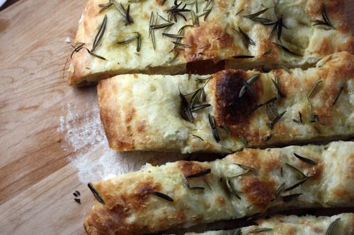 Pizza Bianca (or no knead pizza crust) | Pizza / Stromboli / Calzone ...