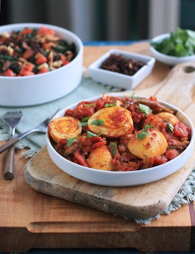 Golden Egg Curry | Recipes | Pinterest