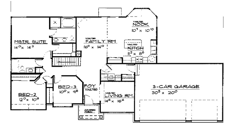 Perfect floor plan 2 house idea pinterest for Perfect house plans