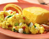 Lobster Scrambled Eggs with Mascarpone | Wisconsin Milk Marketing ...