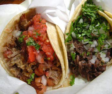 Mexican eats at la taqueria in san francisco s mission district