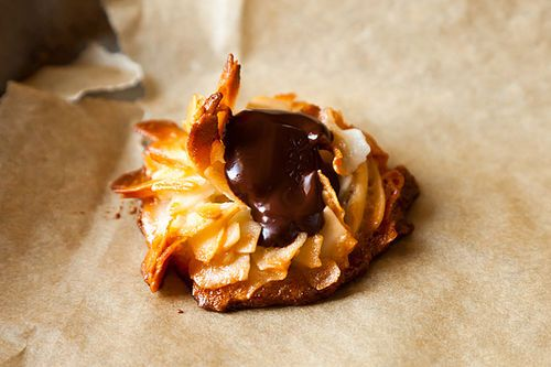Alice Medrich's New Classic Coconut Macaroons by Genius Recipes