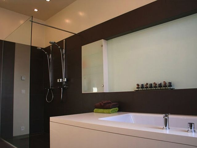 badkamer inrichten  Decoratie  Pinterest