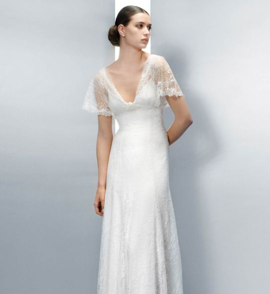 40s style wedding dress vintage wedding pinterest