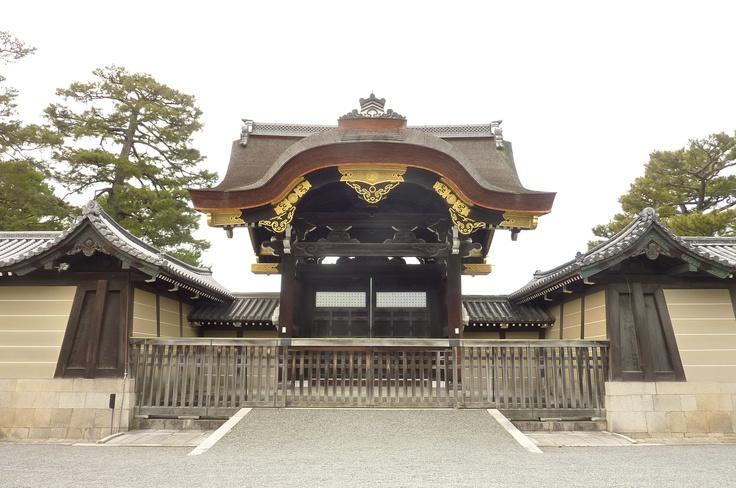 Kyoto Imperial Palace 京都御所 建春門  JAPAN_Gagaku 雅楽  Pinterest