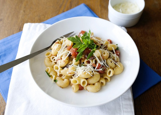 Pantry Meals - Pasta Puttanesca