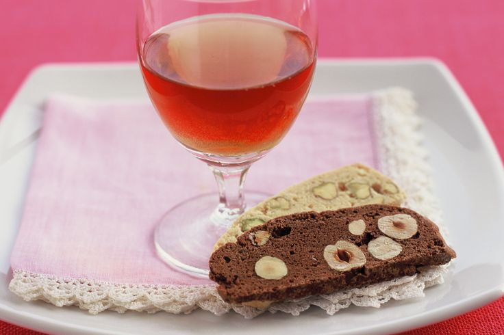 Crisp and crunchy, these almond biscotti are lovely with a steaming ...