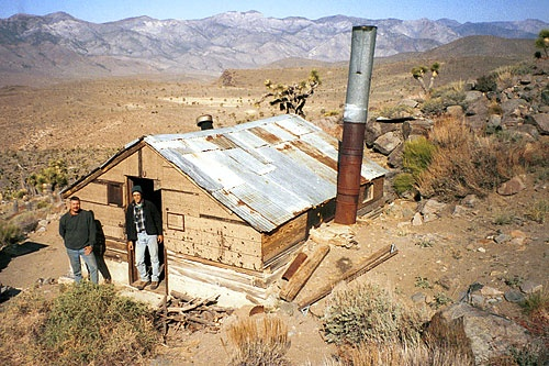 Desert Cabins California Forgotten In Time Pinterest