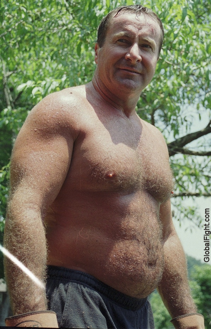 Hairy chested men pics