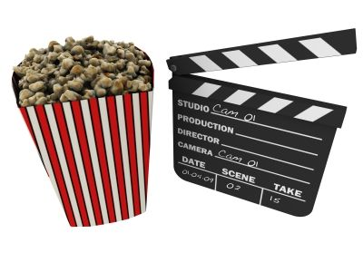 is for Movie: what is your favorite? Come see what Karen's is.