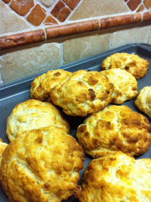 Blue Cheese Biscuits | A BAKER'S DOZEN | Pinterest