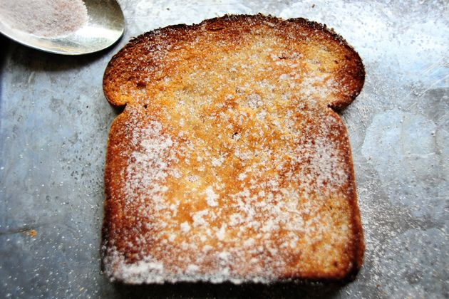 ... , via Flickr. cinnamon toast- interesting way to do it! a must try