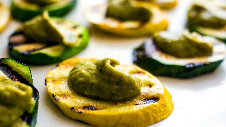 Roasted Tomatillo-Poblano-Avocado Salsa | Dips, spreads, dressings, e ...