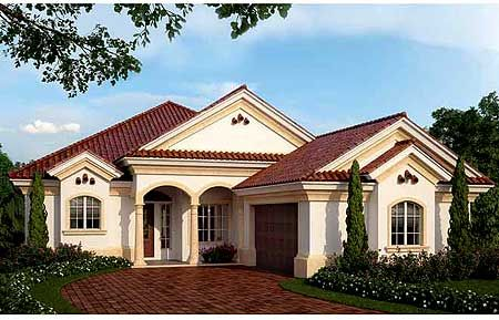 energy efficient house plan with options